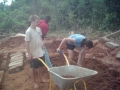 Our field works